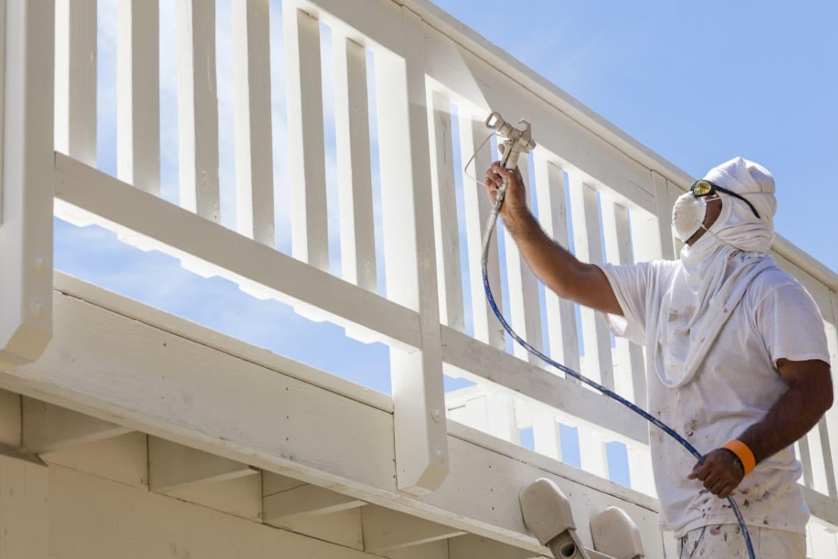 huis schilderen buitenkant