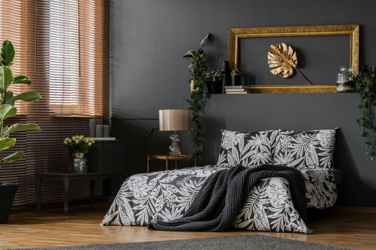 Verf slaapkamer